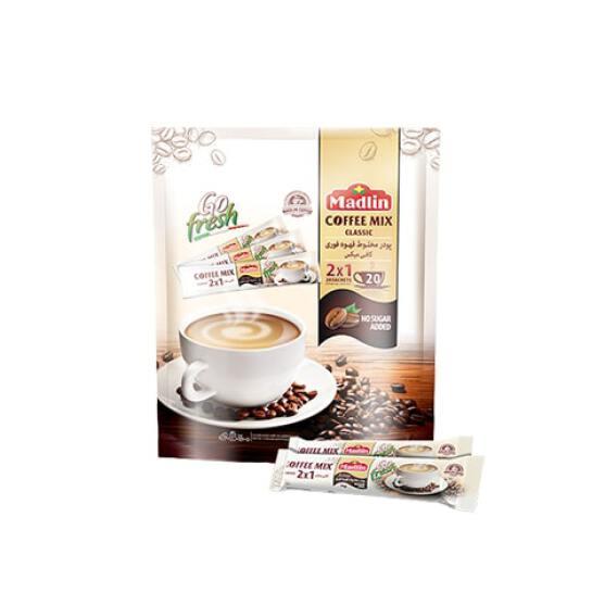 قهوه فوری 1*2 بدون شکر