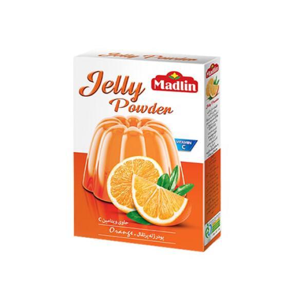 پودر ژله پرتقال مادلین