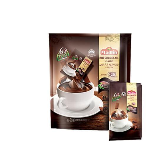 شکلات داغ مادلین